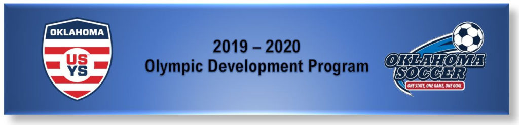 OK Soccer 2019-2020 Olympic Development Program